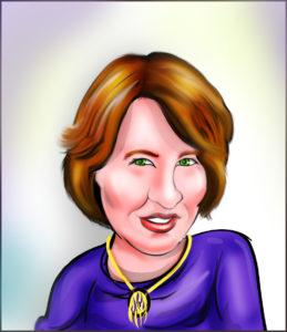 me caricature